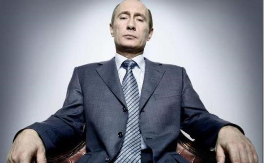 Путин. Как кремень