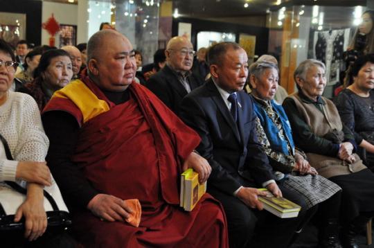 Хурал-2018. Глава Очиров навлек на себя гнев Хамбо ламы