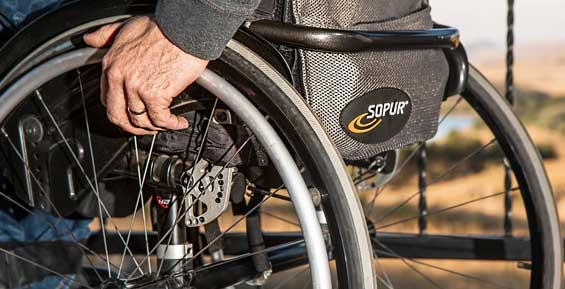 В Елизове приобрели автобус с аппарелью для инвалидов