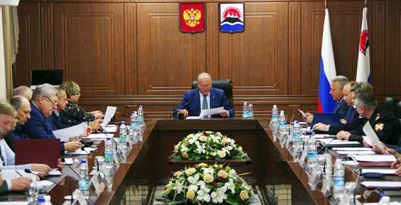 В правительстве Камчатки оценили миграционную обстановку