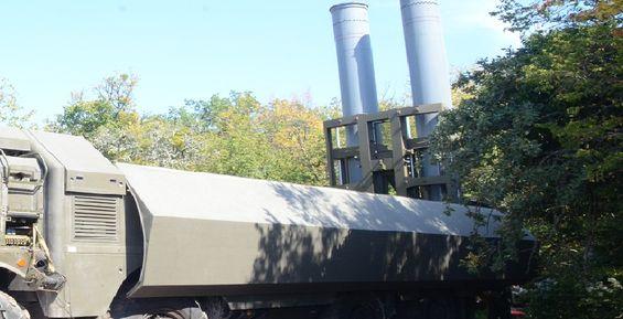 Ракетные комплексы «Бастион» отрабатывают удар по условному противнику на Камчатке