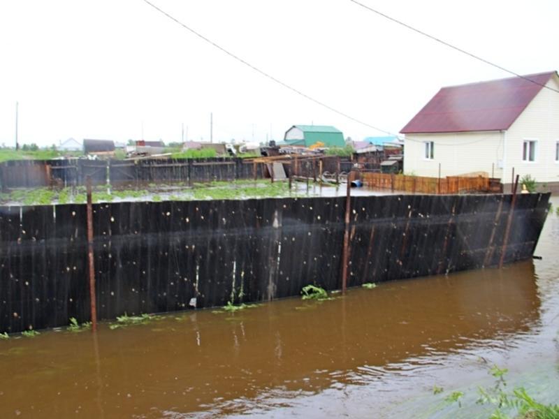 Председателей подтопленных ДНТ в Забайкалье посоветовали «поставить на околицу» из-за отсутствия планов