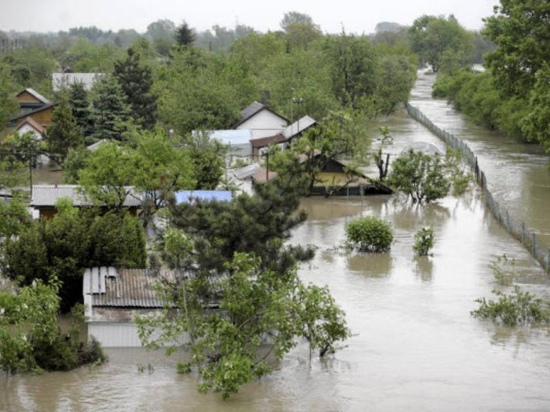 Угрожающие подтоплением домов реки Забайкалья назвали гидрологи