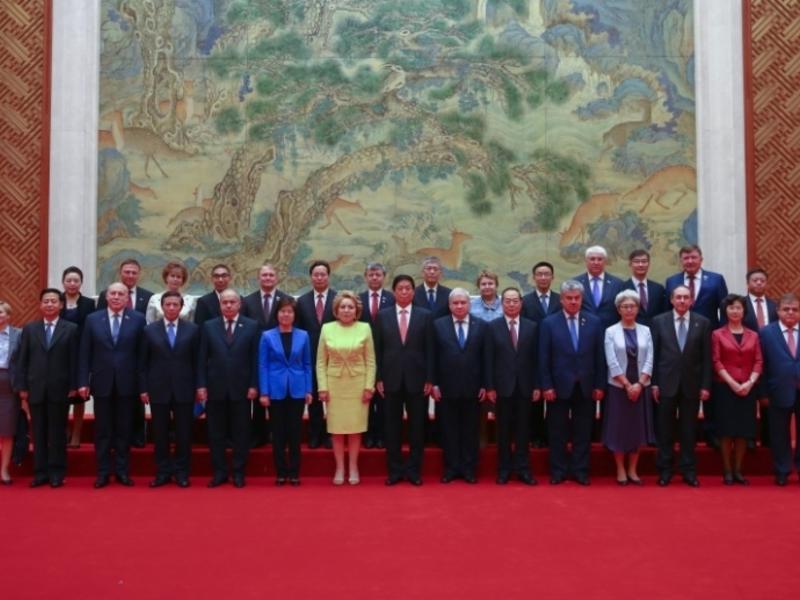 Спикер Лиханов рассказал в Пекине о сотрудничестве Забайкалья и КНР