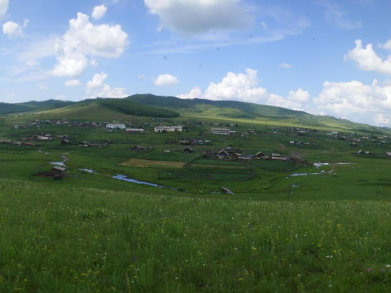 Больше недели в селе Сретенского района нет связи из-за наводнения