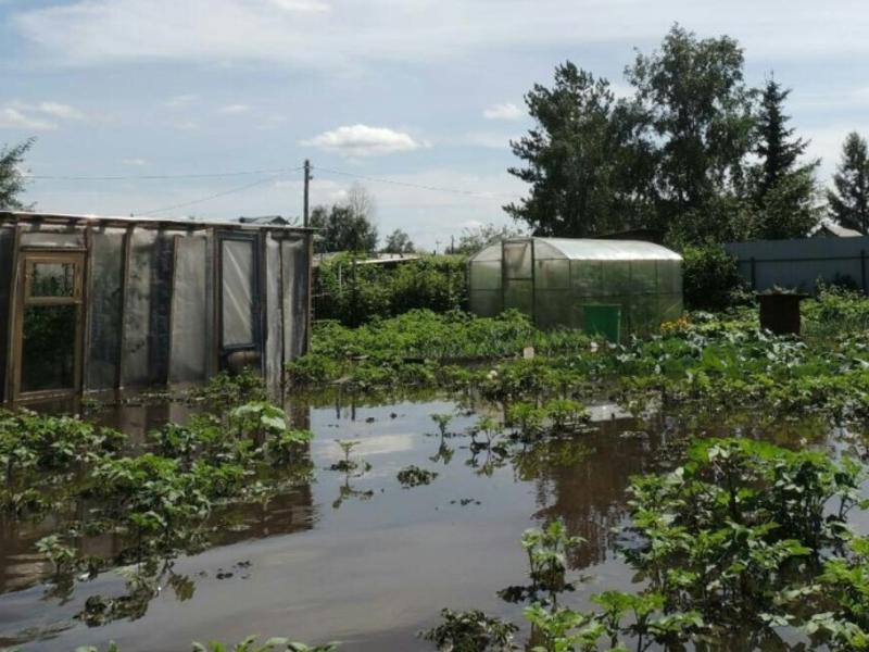 Власти Читы – дачникам Антипихи: Угроза паводка сохраняется, не рискуйте жизнями