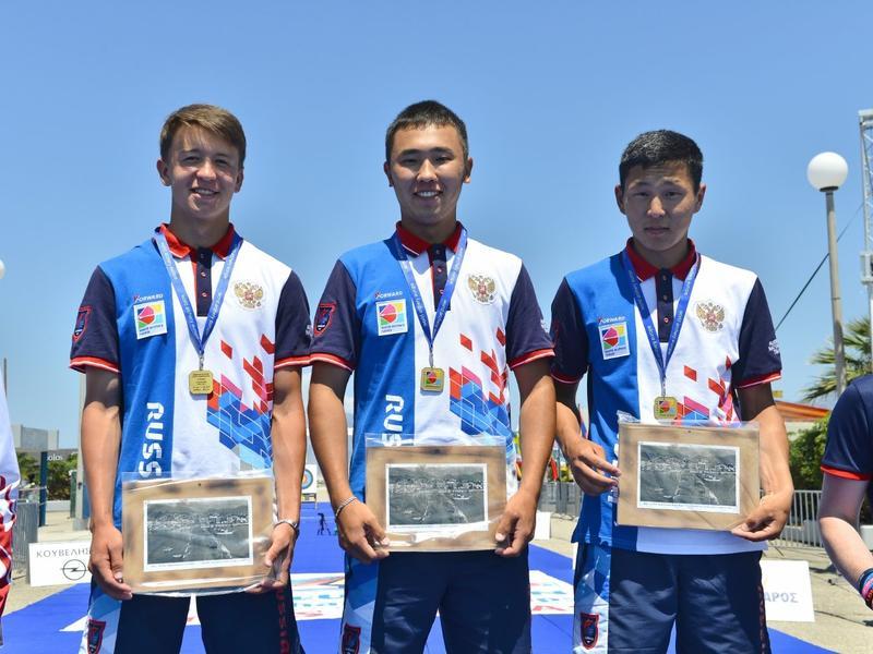 Забайкальские лучники вошли в число золотых и бронзовых призеров первенства в Греции