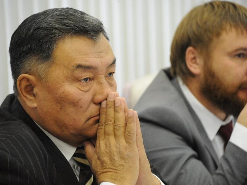 Даши Дугаров стал Почётным жителем Агинского Бурятского округа