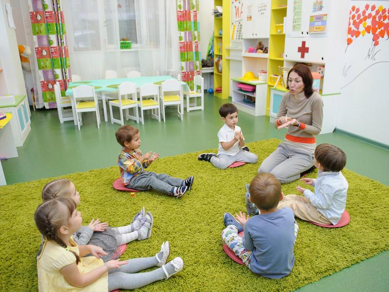 Более 1000 детей с 1,5 до 3 лет посещают частные детские сады в Забайкалье