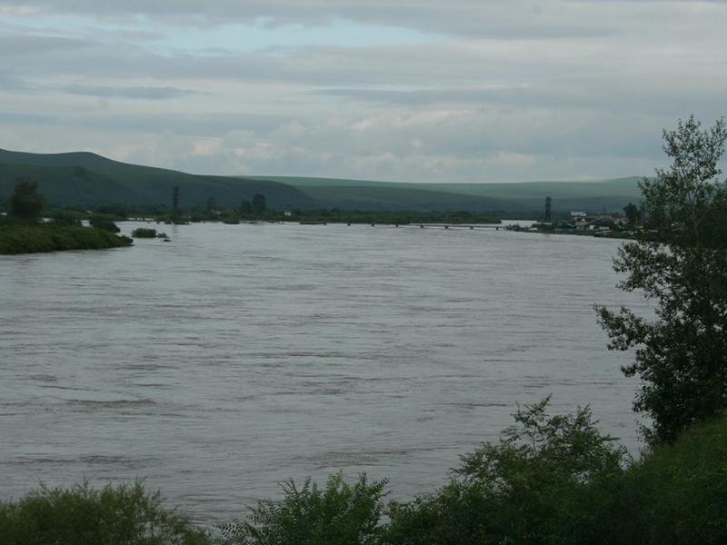 Штормовое предупреждение из-за паводков объявлено в Чите и в Нерчинске