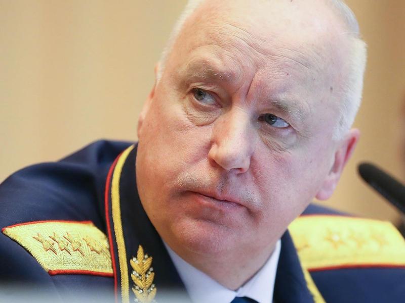 Глава Следкома РФ Бастрыкин поставил на контроль ситуацию с голодовкой шахтёров в Забайкалье