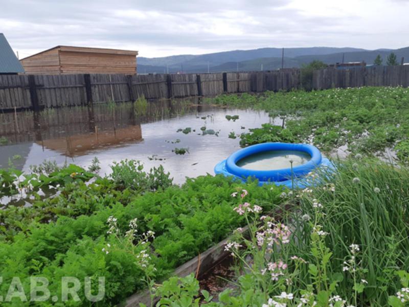 Обследованы все подтопленные дома в Забайкалье