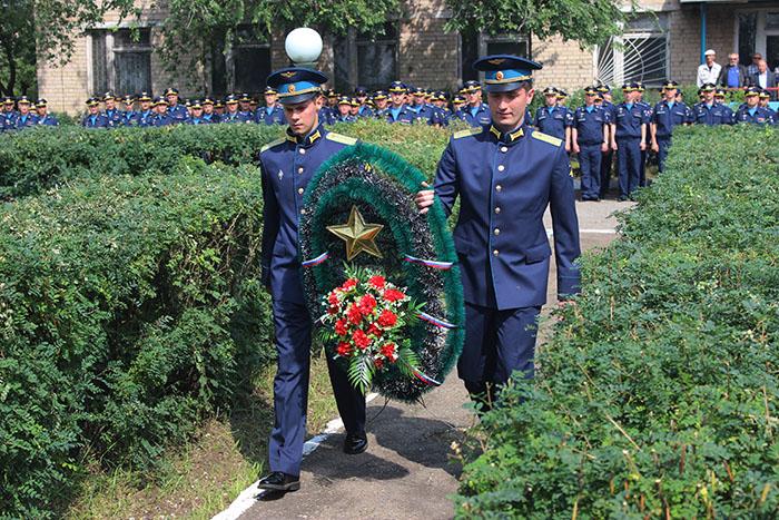 Вертолетный полк ВВО, дислоцированный в Забайкалье, отметил 50- летний юбилей
