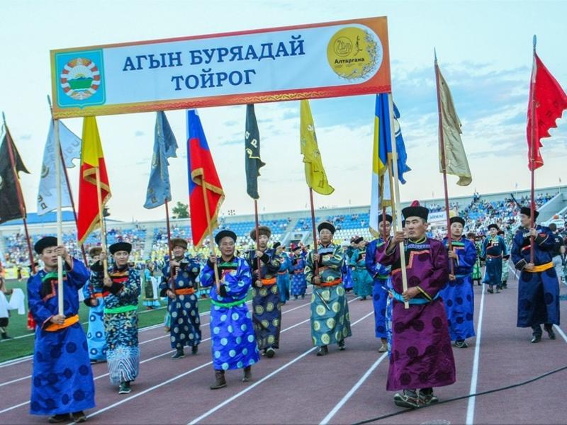 Международный фестиваль «Алтаргана» в 2020 году пройдет в Забайкалье