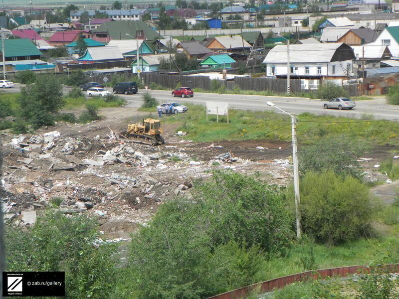 Жданова предложила организовать субботник власти Читы и края для уборки ул. Ковыльной