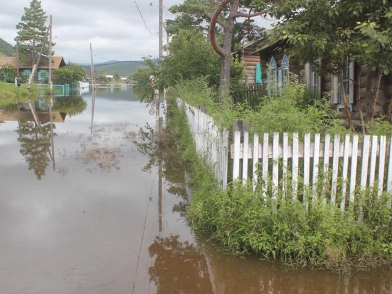 МЧС предупредило о возможных подтоплениях из-за дождей