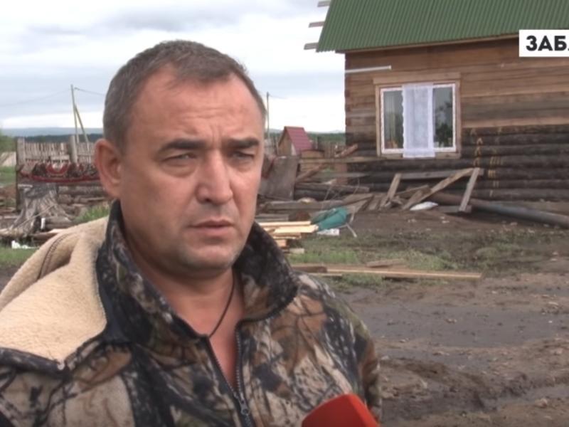 Житель Верх-Читы о наводнении: Всему хана пришла