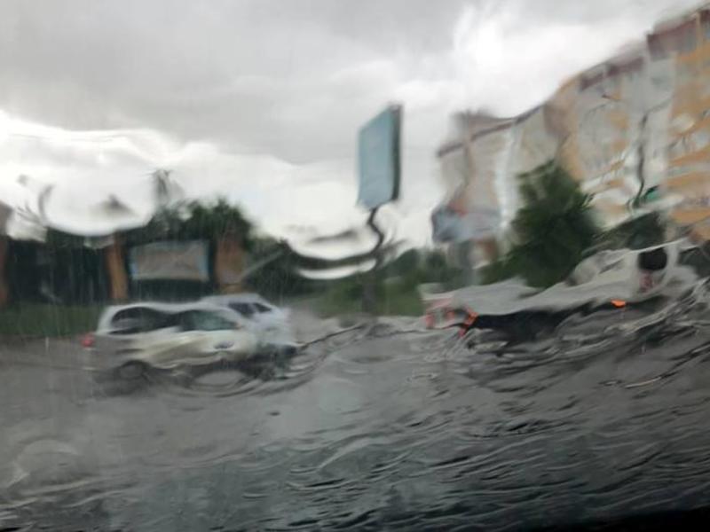 Возмущенные читинцы делятся фото и видео «рек» на улицах