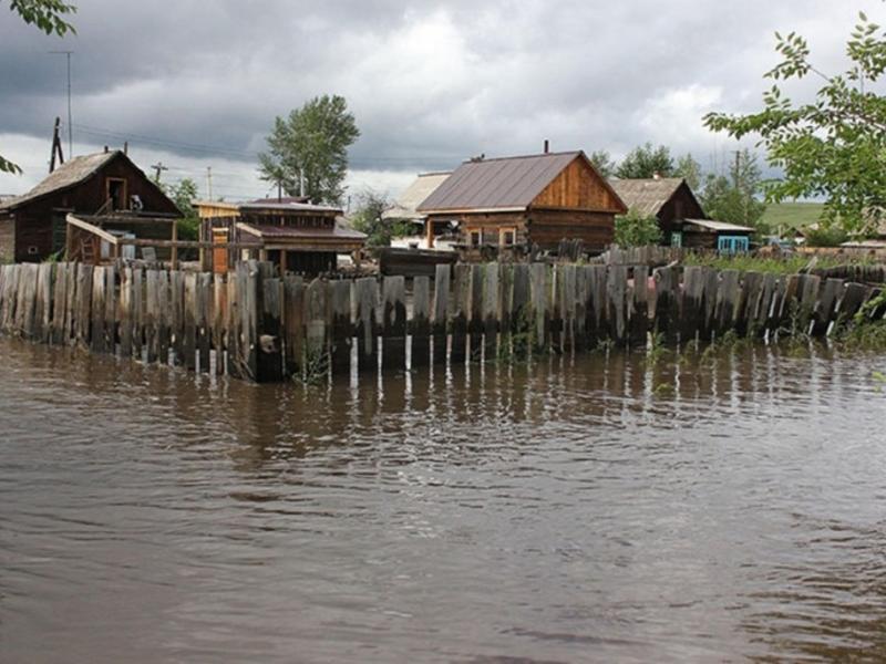 Ситуацию с подтоплениями на вечер 11 июля озвучили власти Забайкалья