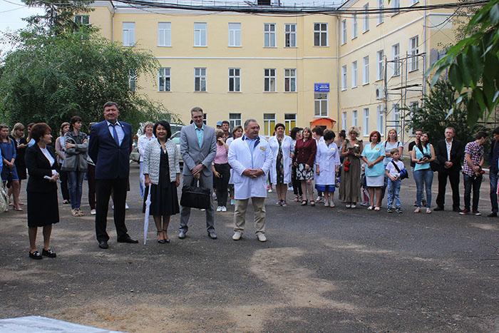 Лиханов: «Городок здоровья» поможет детям в краевой больнице быстрее восстановиться