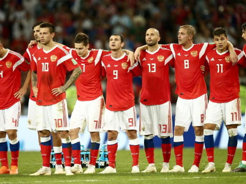 Путин об игре сборной России на ЧМ: «Они умирали на поле»