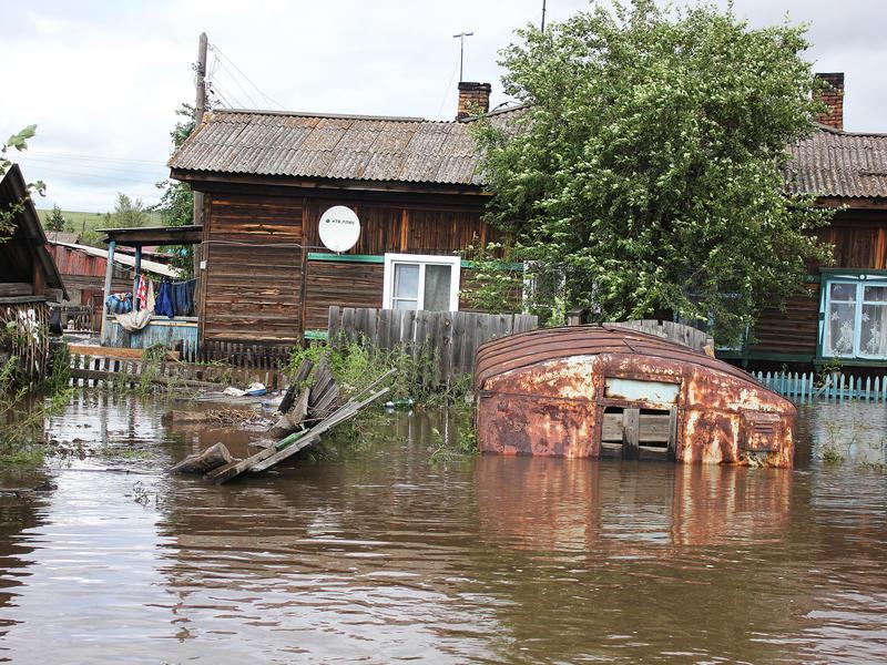 Ущерб от наводнения в Забайкалье превысил миллиард рублей – Медведев