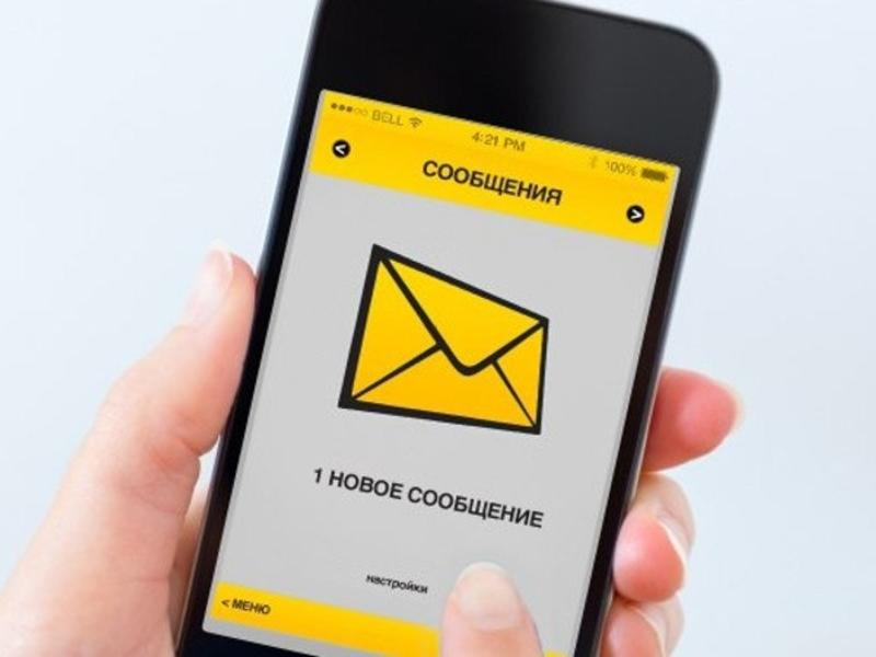 СМС-оповещения по выплатам пострадавшим от ЧС запустили в Чите