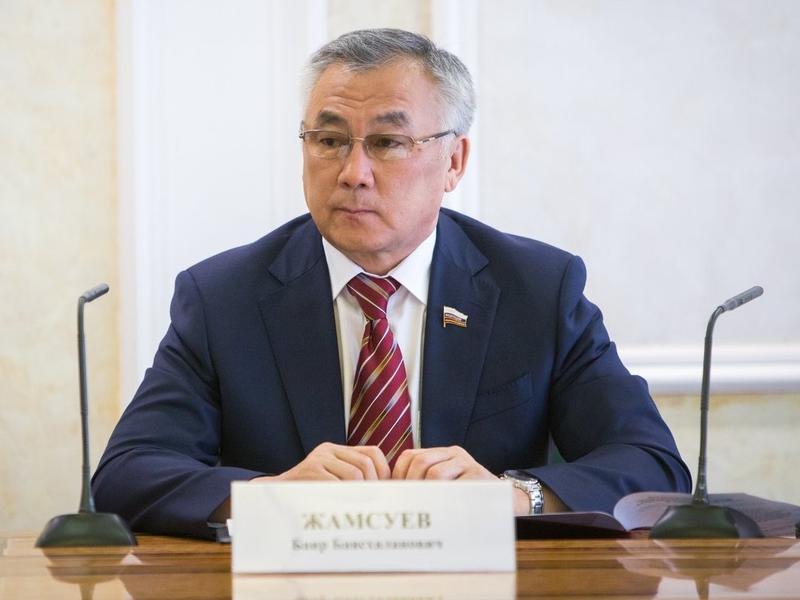 Жамсуев: Пенсионную реформу лучше проанализировать специалистам в тиши кабинетов