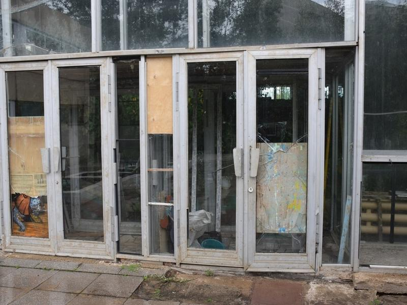 Два мальчика 7 и 8 лет разгромили детский сад в Краснокаменске