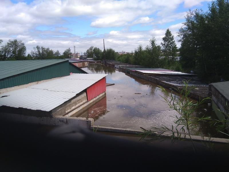 Кулаков: Есть вероятность, что вода в поселениях останется после наводнения