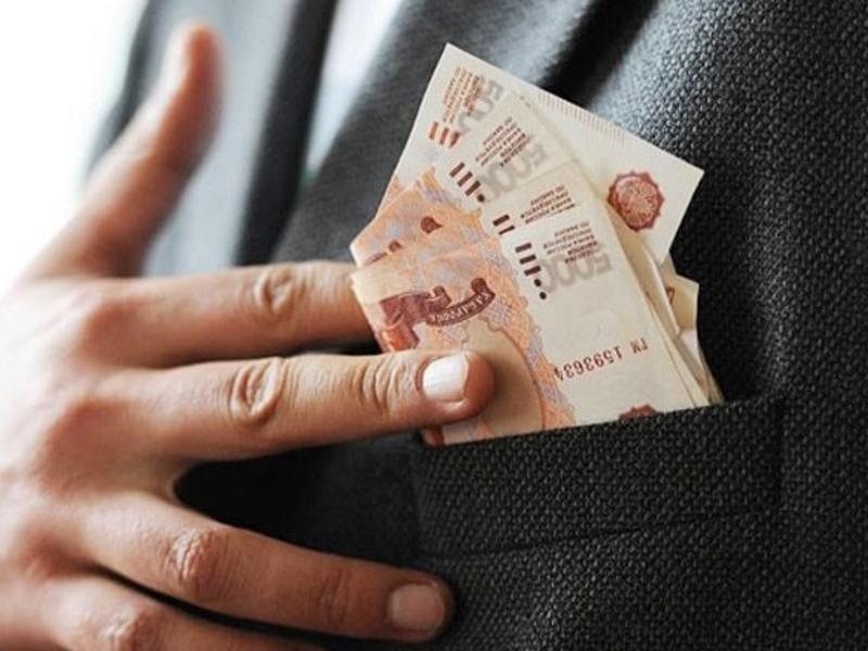 В Забайкалье в 4,5 раза чаще стали выявлять взятки