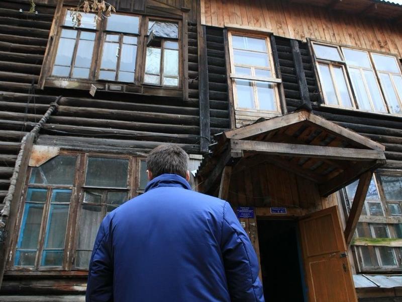 Забайкалье - лидер по жалобам на дома для переселенцев из аварийного жилья