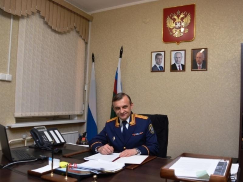 Глава краевого Следкома проведёт приём граждан в двух районах Забайкалья