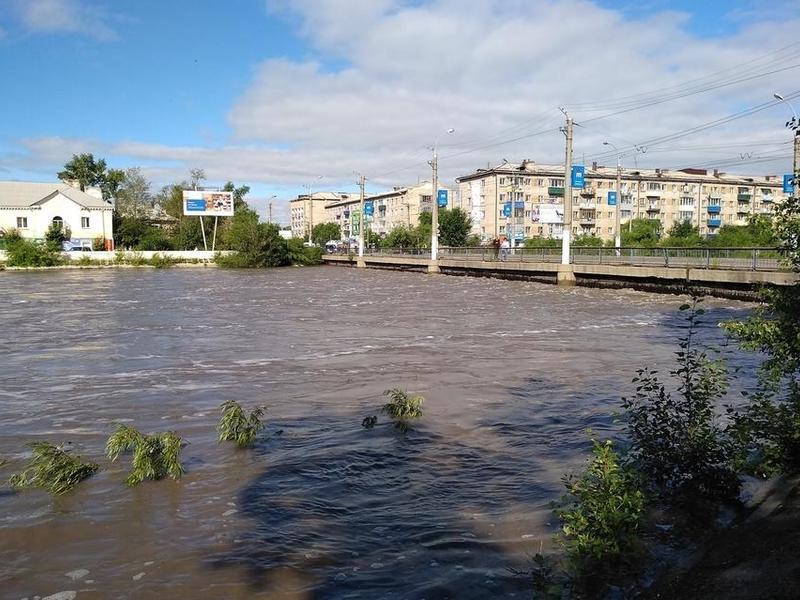 Мост на «Пожарке» ограниченно открыт и регулируется экипажами ГИБДД