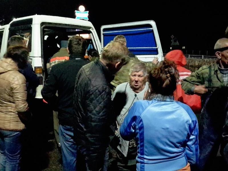 Добровольцы в Чите помогают спецслужбам эвакуировать людей