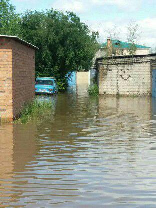 Член затопленного гаражного кооператива «Мотор»: Никого не предупредили