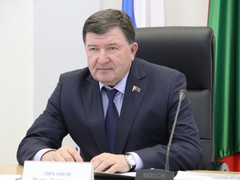 Спикер Лиханов призвал забайкальцев объединиться для помощи пострадавшим от наводнения