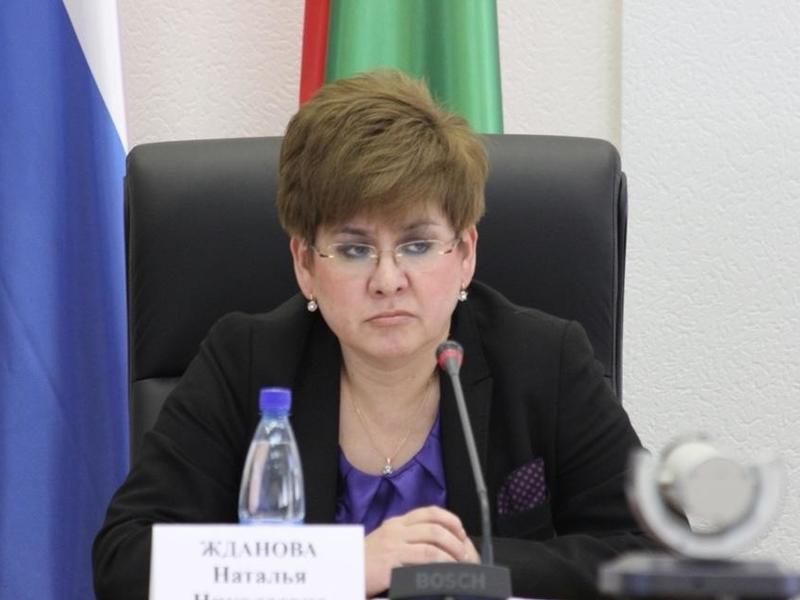 Жданова пообещала лично организовать тех, чьи дети после наводнения не могут попасть в лагеря
