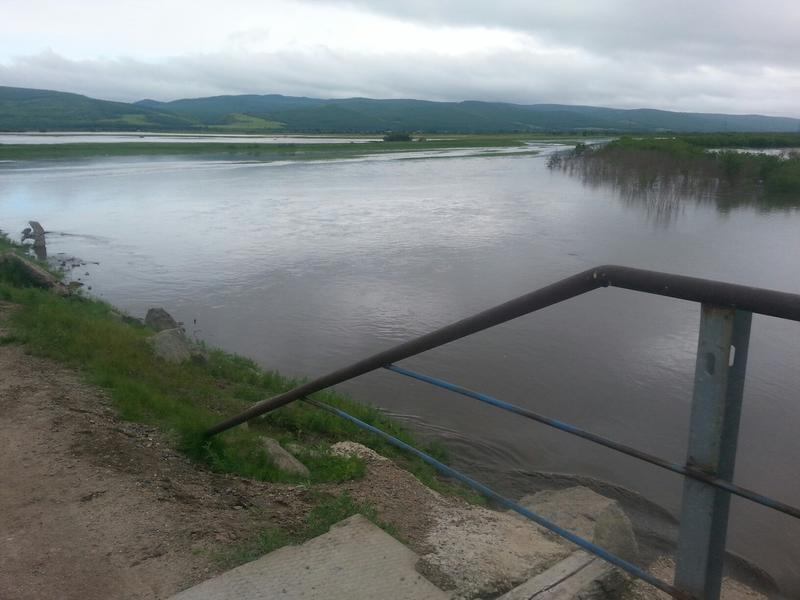 Прогноз по рекам Забайкалья озвучили синоптики