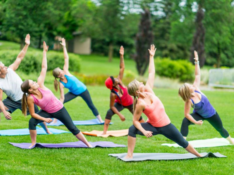 Масштабная фитнес-тренировка пройдёт в Чите в День семьи, любви и верности