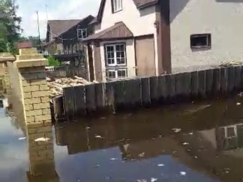 Читинцы о наводнении: Мы ложились спать и не знали, что нас сейчас затопит