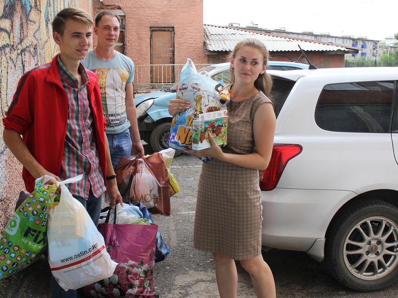 «Спасательный круг» продолжает помогать пострадавшим от наводнения забайкальцам