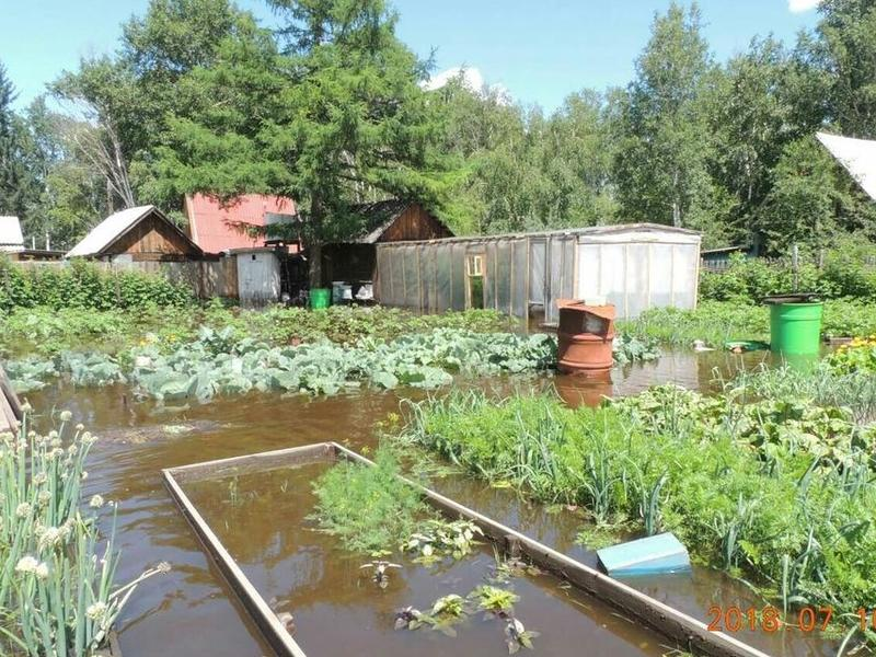 Полпред: Пока подтверждён ущерб в Забайкалье на 700 млн руб