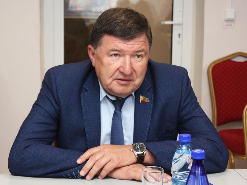 Спикер Лиханов предложил провести в Заксобрании презентацию Союза «Забайкальская ТПП»