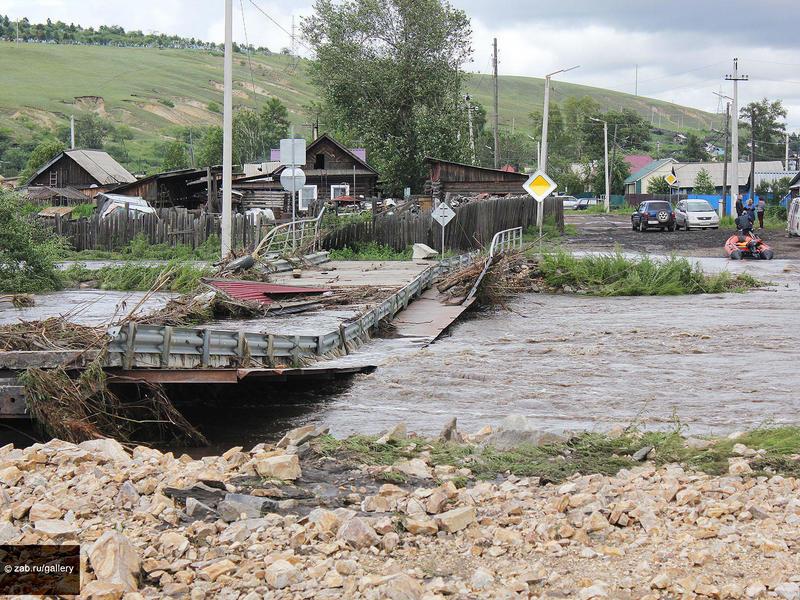 Госдума попросила проверить действия властей Забайкалья при наводнении