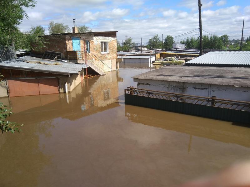 Роспортебнадзор выясняет вероятное попадание фекальных вод в почву Читы из-за паводка