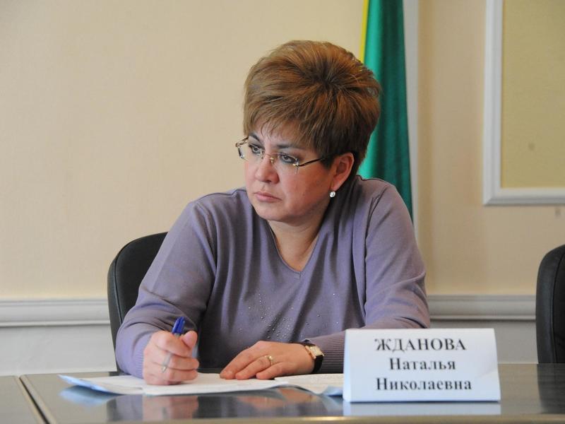 Жданова – министрам про отношение к главам районов: «Звездную болезнь» проявляйте в другом месте