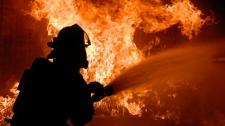 Лесные пожары в России бьют рекорды