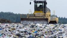 Опасный мусорный полигон рекультивируют в Петербурге