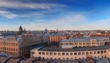 Жизнь в Санкт-Петербурге оказалась дороже, чем в Москве
